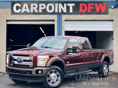 Ford F350 KING RANCH FX4 2015
