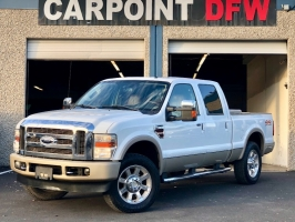 Ford F250 KING RANCH 4x4 2008