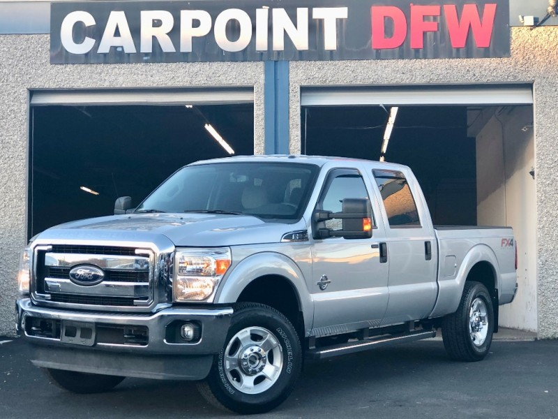 2013 Ford F250 FX4