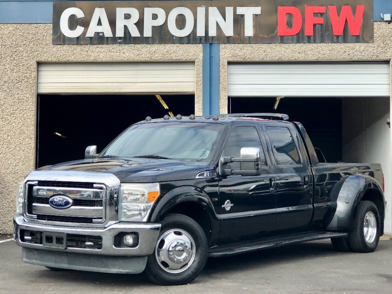 2011 Ford F350 LARIAT DUALLY