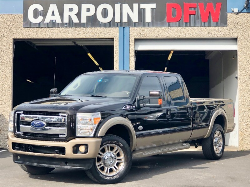 2013 Ford F350 KINGRANCH 4x4