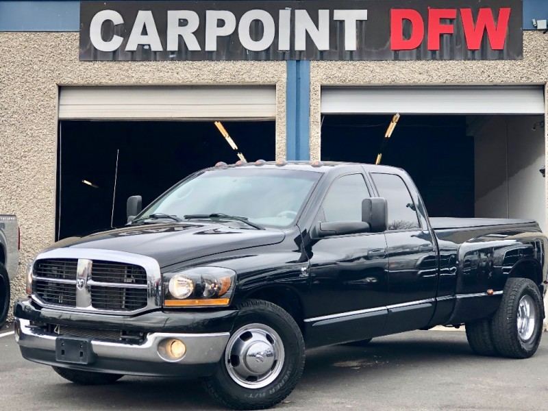 2006 Dodge 3500DUALLY