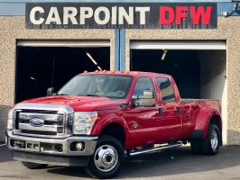 Ford F350 XLT DUALLY 2013