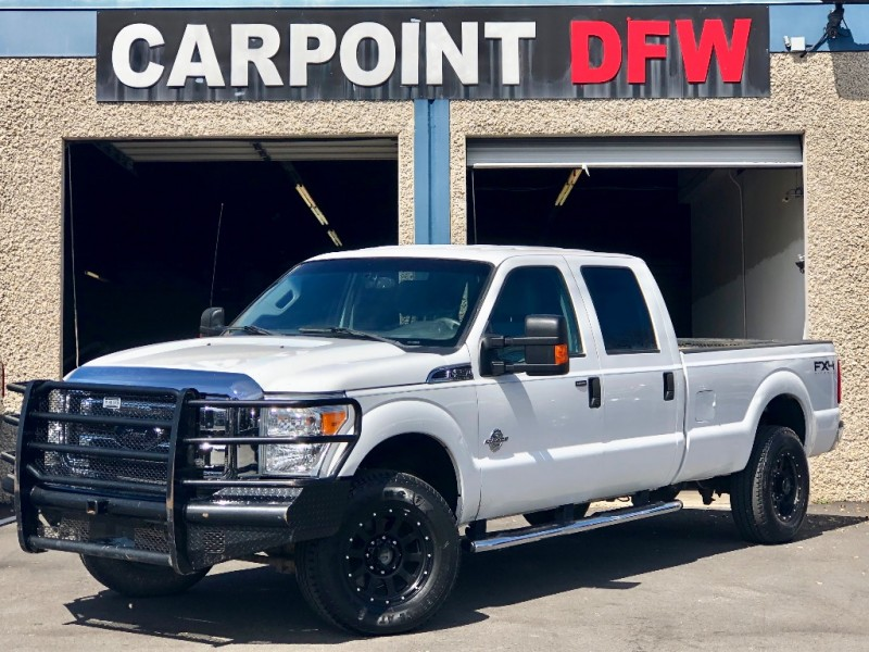 Ford F250 XLT 4X4 2013 price $20,995