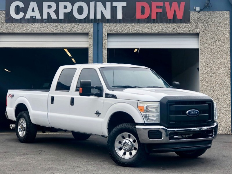 Ford F250 4x4 2012 price $18,995