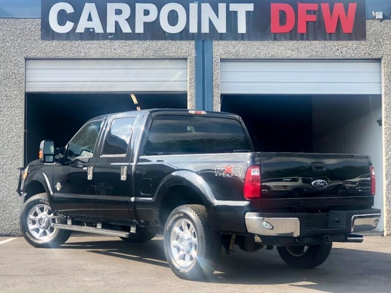Ford F250 FX4 101K 2011 price $27,995