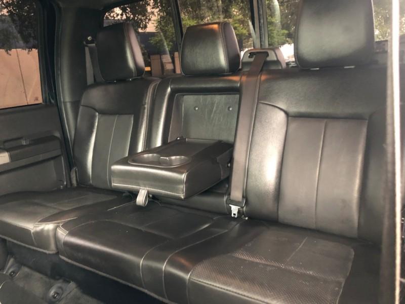 Ford F250 LARIAT 4X4 2012 price $26,500