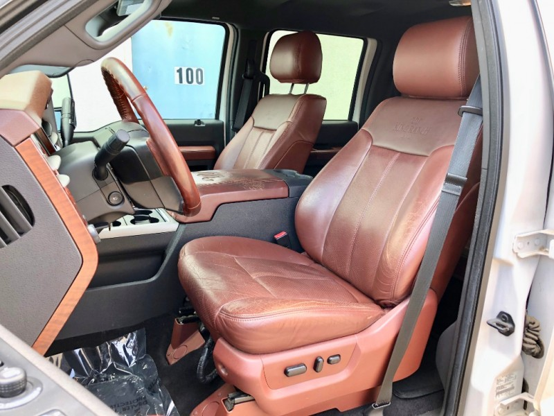 Ford F250 KING RANCH 2014 price $27,700