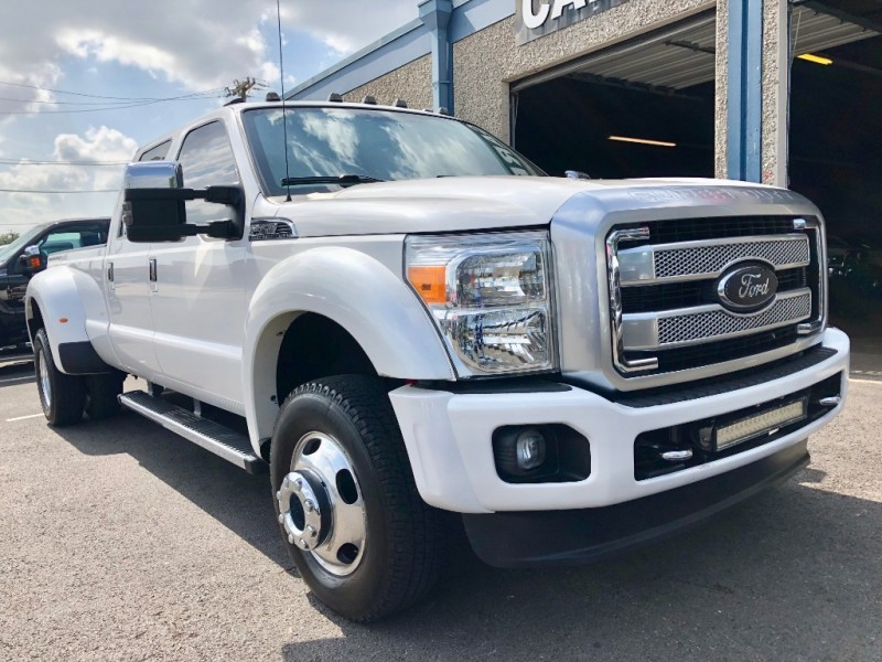 Ford 450 PLATINUM DUALLY 4X4 2014 price $38,900
