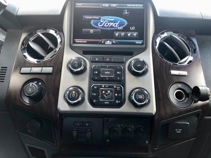 Ford F250 LARIAT CREW CAB 2WD 2014 price $0