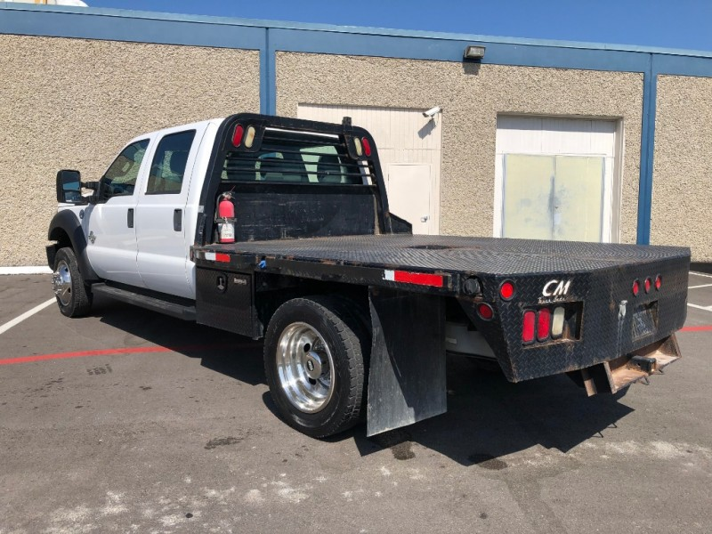 Ford F550 4X4 DUALLY 2012 price $25,500