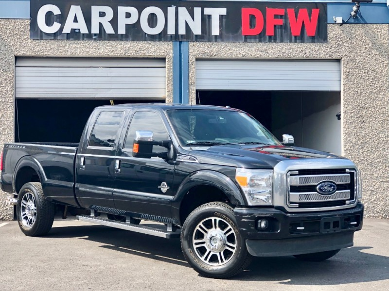 Ford F350 PLATINUM 4X4 2015 price $34,500