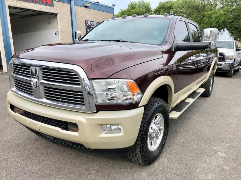 RAM 2500 LONGHORN 4X4 2012 price $28,900
