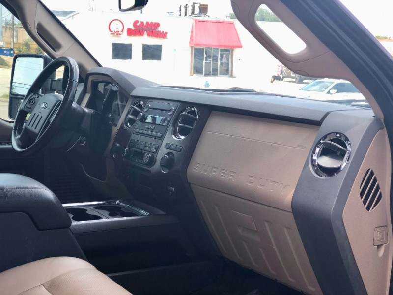 Ford F250 LARIAT CREW CAB 4X4 2011 price $20,900