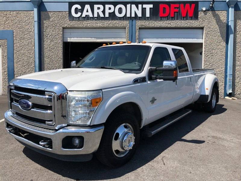 Ford F350 LARIAT DUALLY 2012 price $25,500