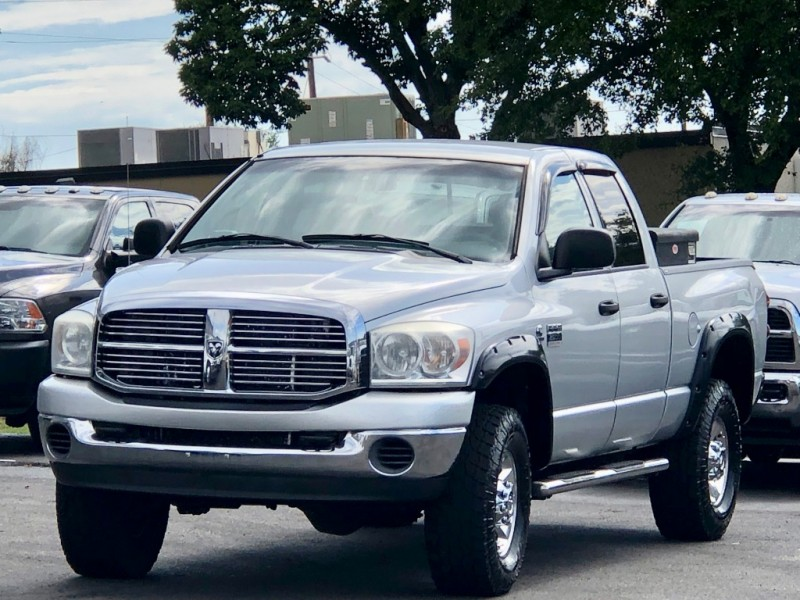 Dodge 2500 SLT 4X4 2007 price $23,995