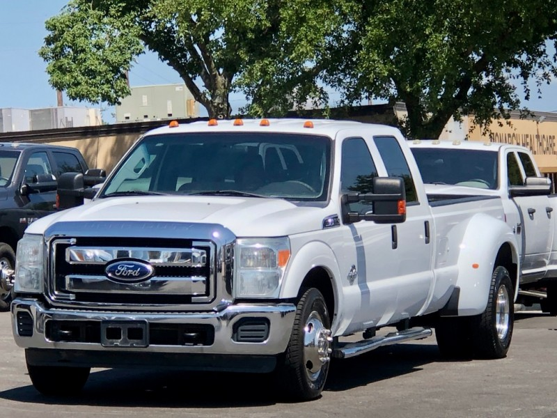 Ford F350 XLT DUALLY 2011 price $20,700