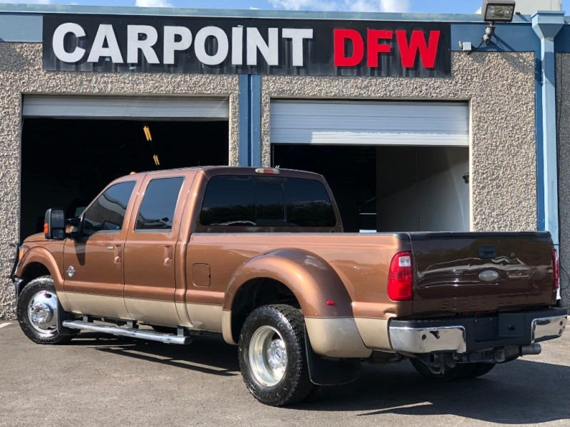 Ford F350 LARIAT DUALLY 2011 price $23,995