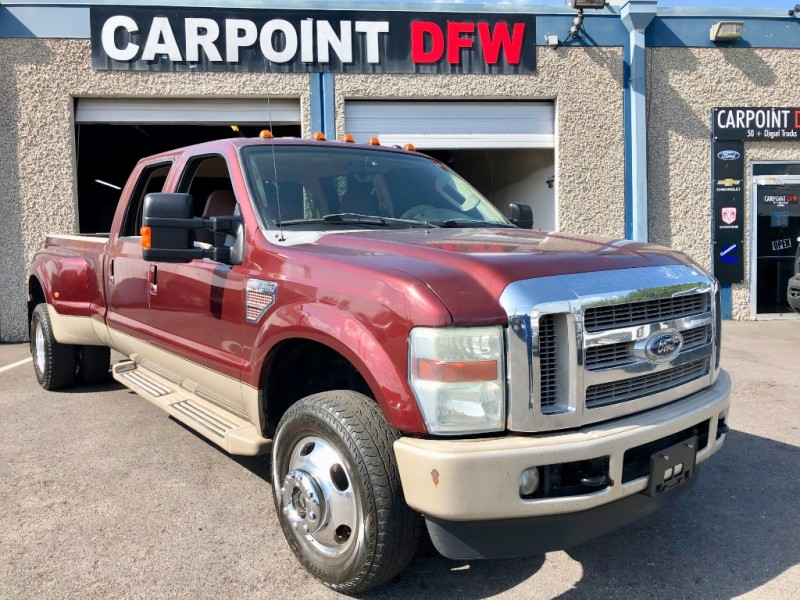 Ford F350 KING RANCH 4x4 2009 price $20,995