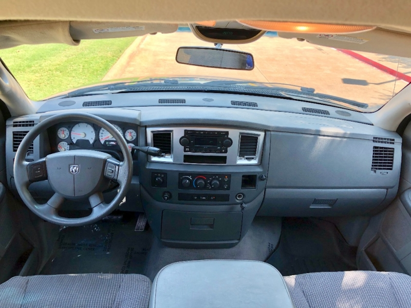 Dodge 2500 SLT4X4 2008 price $14,995