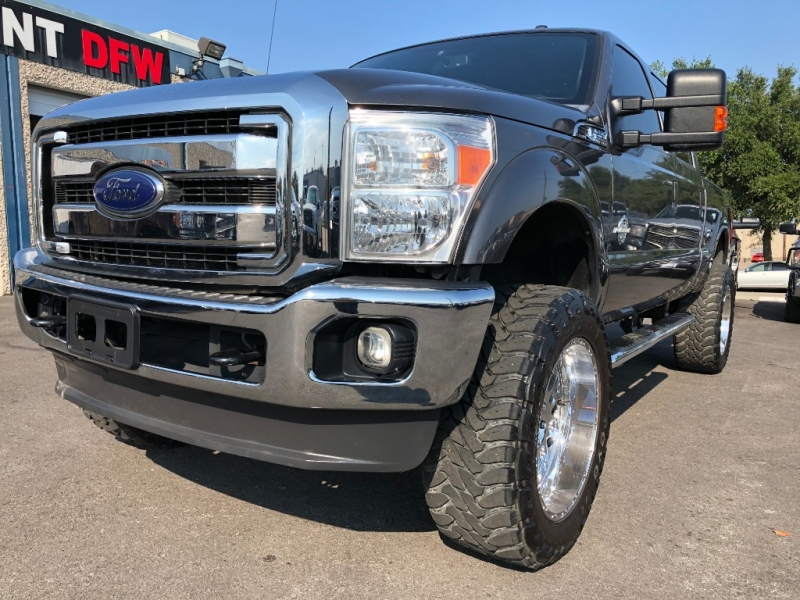 Ford F250 LARIAT FX4 2011 price $27,995