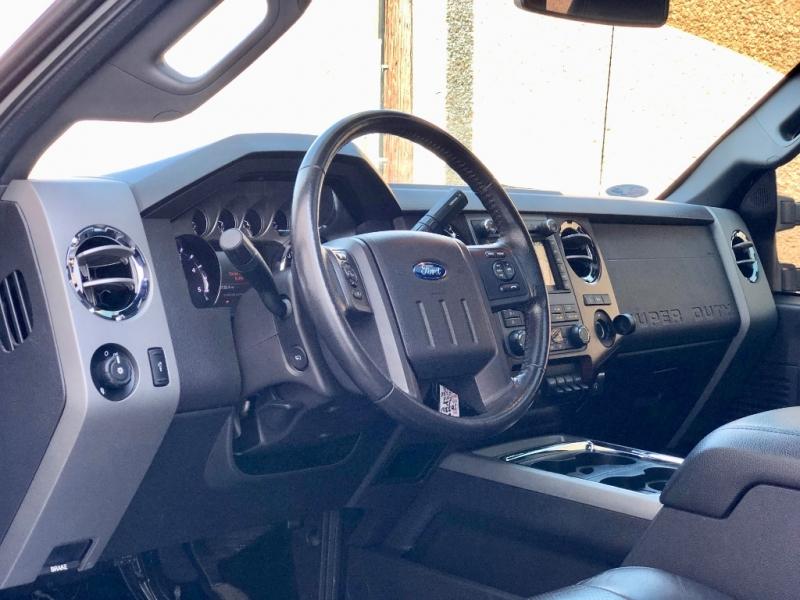 Ford F250 LARIAT FX4 2012 price $26,300