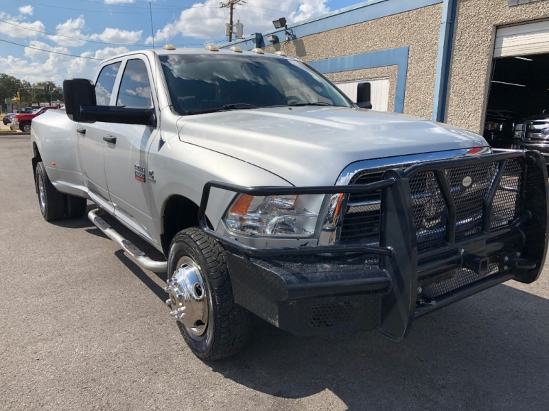 RAM 3500 4X4 DUALLY 2012 price $24,499
