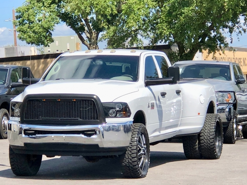 RAM 3500 DUALLY 3500 2012 price $22,900