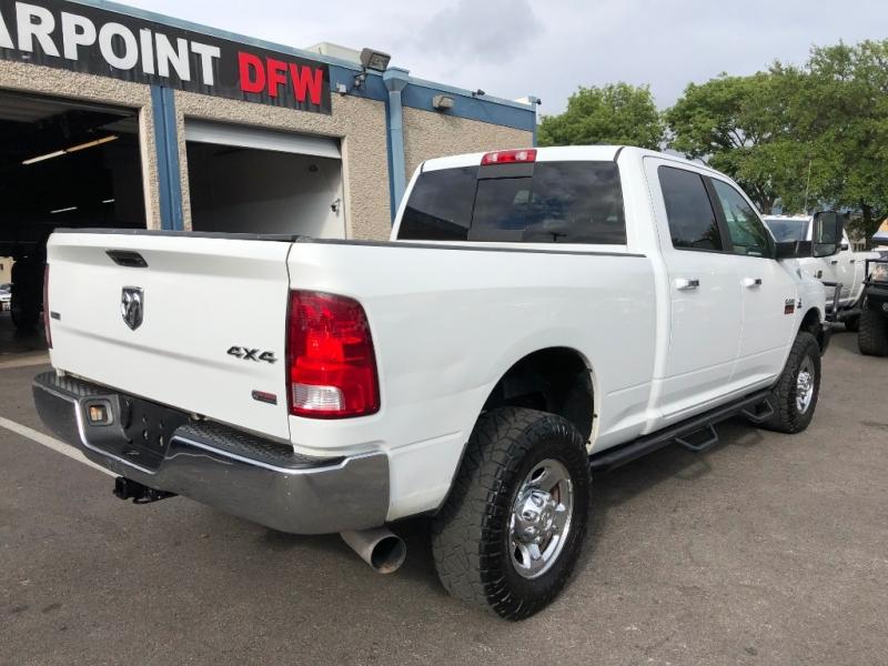 RAM 2500 SLT 4X4 2012 price $19,500