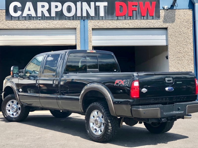 Ford F350 KING RANCH 4X4 2015 price $35,900