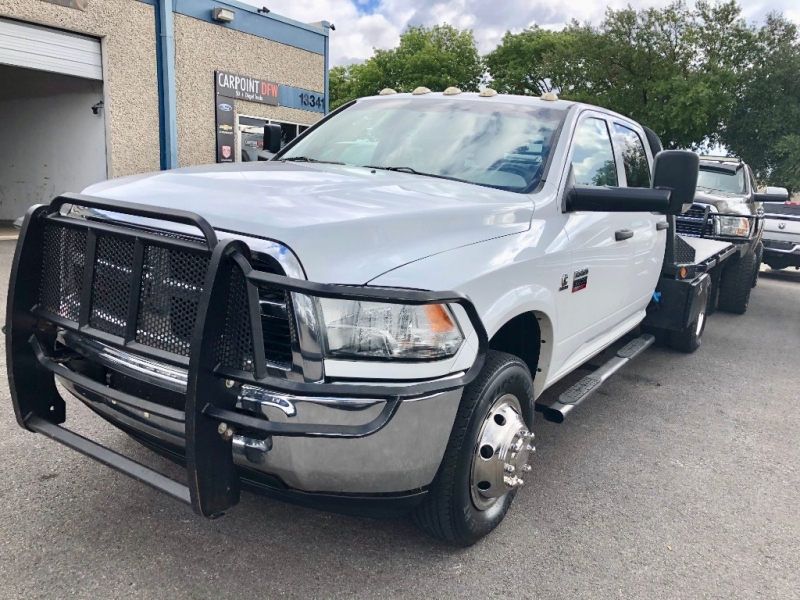 RAM 3500 DUALLY 4X4 2012 price $24,500