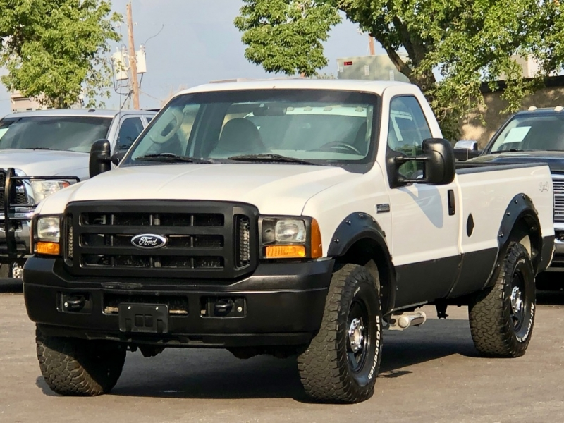 Ford F250 XL 4X4 2007 price $9,995