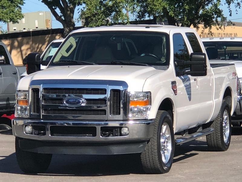 Ford F250 LARIAT 4X4 2010 price $16,995