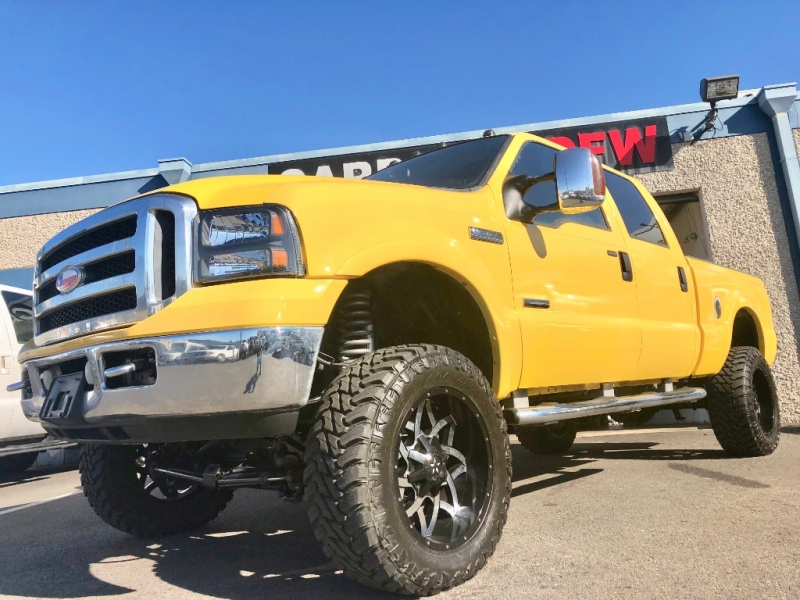 Ford F250 LARIAT4X4 2006 price $13,500
