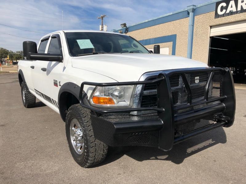 RAM 2500HD 4X4 2012 price $20,200