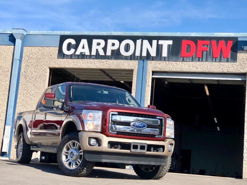 Ford F250 KING RANCH 4X4 2012 price $21,995