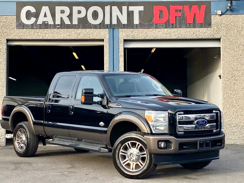 Ford F350 KING RANCH 2016 price $27,995