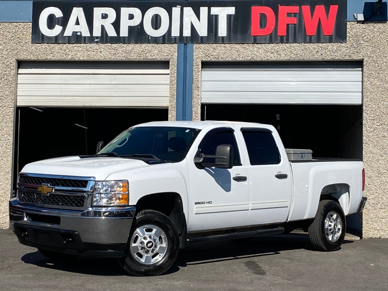 Chevrolet Silverado 2500HD 2011 price $17,500