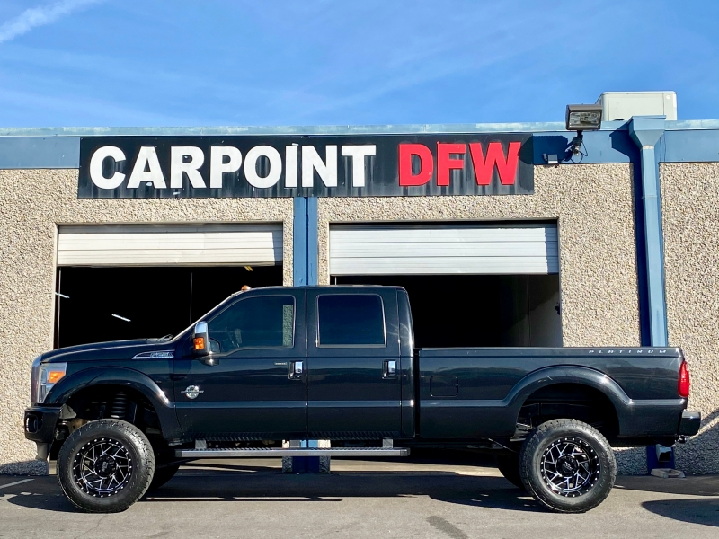 Ford F250 PLATINUM 4X4 2015 price $33,600