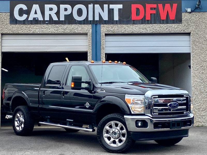 Ford F350 LARIAT 4X4 2014 price $30,900