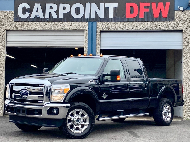 Ford F350 LARIAT 4X4 2014 price $29,200