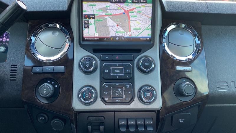 Ford F250 PLATINUM EDITION 4X4 2015 price $33,400