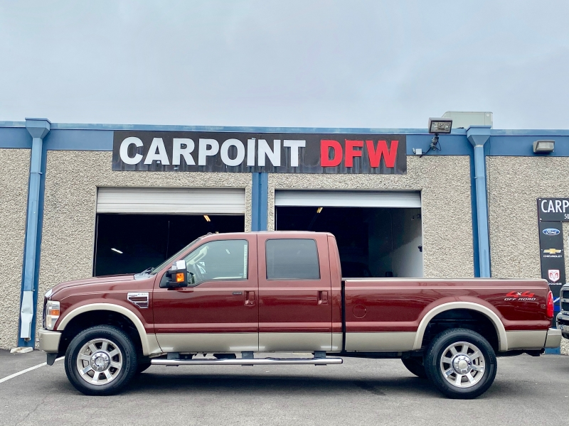 Ford F350 KING RANCH 2008 price $16,900