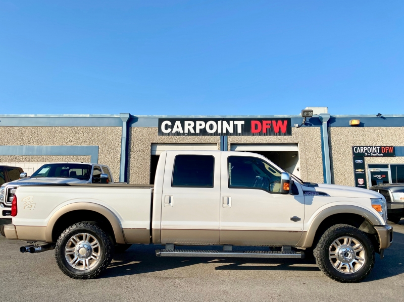 Ford F250 KING RANCH 4X4 2011 price $22,500