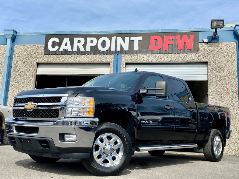 Chevrolet Silverado 2500HD 2013 price $21,500