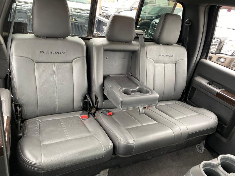Ford F350 PLATINUM 4X4 2015 price $28,200