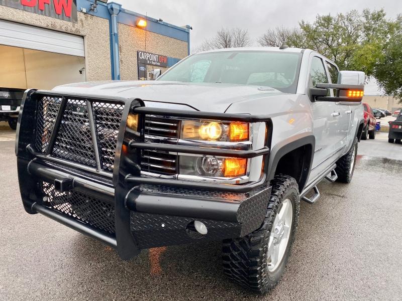 Chevrolet SILVERADO 2500HD LTZ 2015 price $33,700