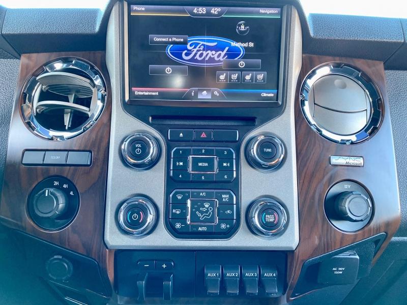 Ford F350 LARIAT 4X4 2013 price $30,900