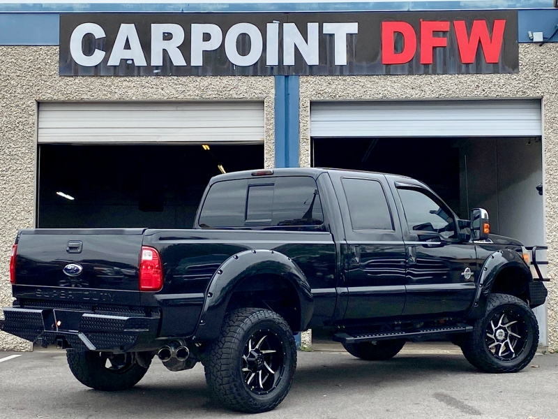 Ford F250 LARIAT 4x4 LIFTED 2011 price $25,600