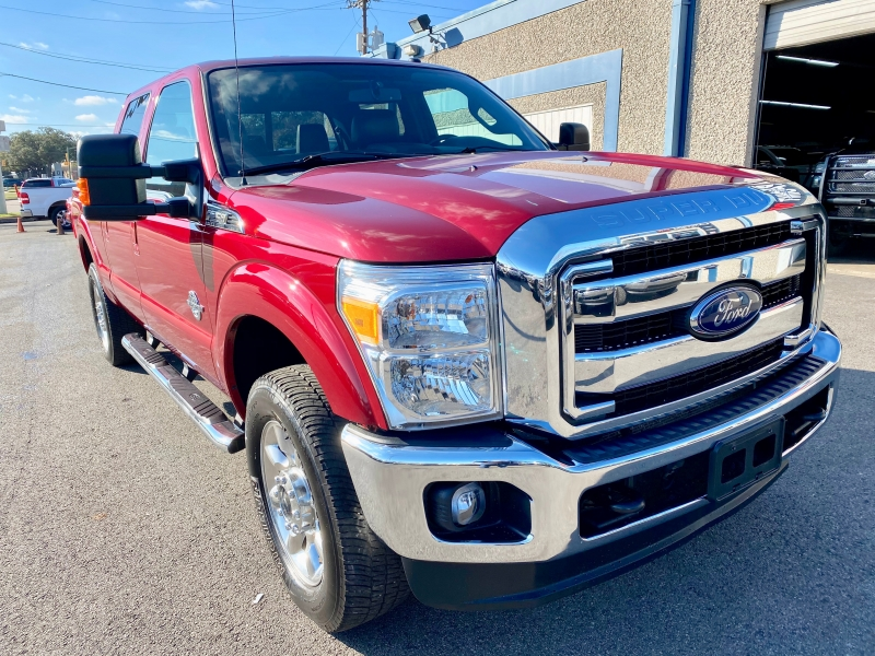 Ford F250 LARIAT 4X4 2015 price $30,200